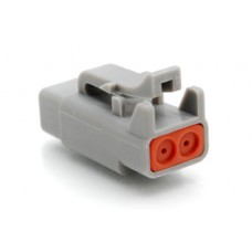 ATM06-2S - 2 Pin Plug Size 20