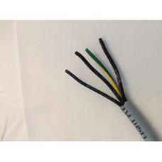 1001604 - 4 Conductor 16 Gauge Stranded Wire (Per Meter)