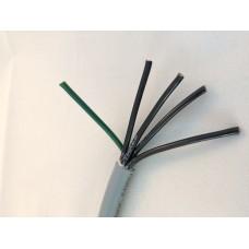 1001605 - 5 Con. 16 Ga. Stranded Wire (Per Meter)