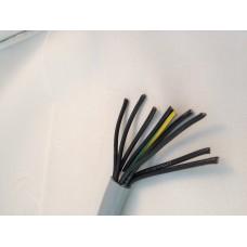 1001609 - 9 Conductor 16 gauge wire (Per Meter)