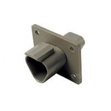 DT04-3P-L012 - 3 Pin Connector with Flange - Thin Wall