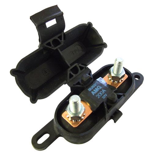 amg fuse holder with cover. Black Bedroom Furniture Sets. Home Design Ideas