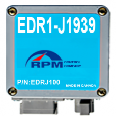 EDRJ100 - EDR 1 J1939 Engine and PTO Control Module