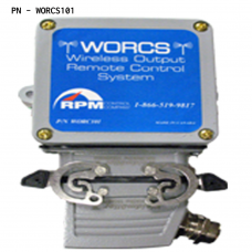WORC101 - 4 Channel Wireless Output Remote Control