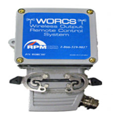 WORC108 - 8 Channel Wireless Receiver System