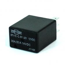 871-1C-C 12VDC - 20A /35A Relay