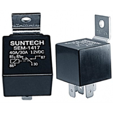 SPDT Relay (30/40 Amp - 5 pin - 12 volt)