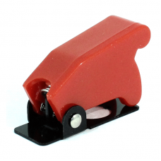 44218 Toggle Switch Guard Red