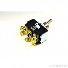 DPDT On-On Toggle Switch - 5590-BX