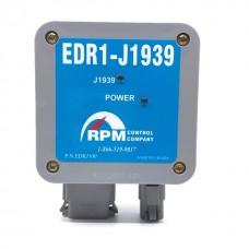 EDRJ100 - EDR 1 J1939 Engine and PTO Control Module