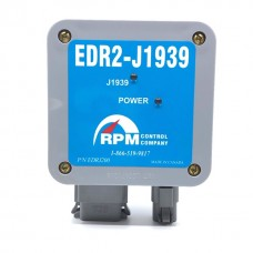 EDRJ200 - J1939 Engine Control Module, Foot/Hand Throttle with Two Set Speeds, PTO Control, Etc.